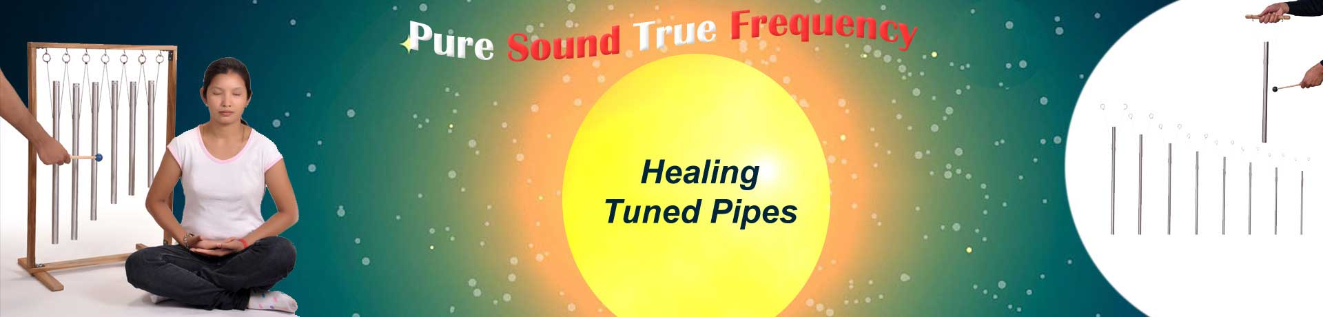 Healing Tuned Pipes