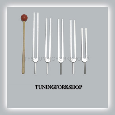 Sharps Tuning Fork Set