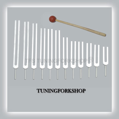 Kabbalah Tree Of Life Tuning Forks