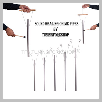 Sharps - 5 Healing Tuned Pipes