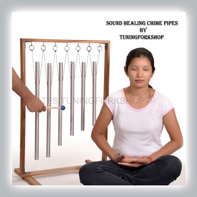 Sacred Solfeggio - 6 Healing Tuned Pipes