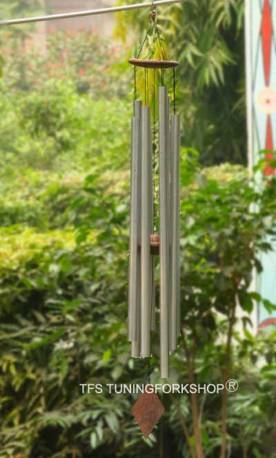 Sound Healing Chakra Wind Chime Large