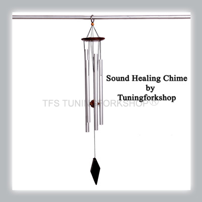 Sound Healing Solfeggio Wind Chime Small