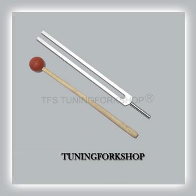 Tuning Fork OM 136.10Hz Low Vibration Heart Chakra Meditation Tuning Energy Fork